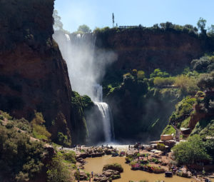 OUZOUD WATERFALLS EXCURSION